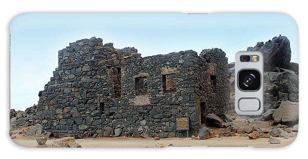 Stone Galaxy Case - Bushiribana Gold Mill Ruins Of Aruba by Design Turnpike