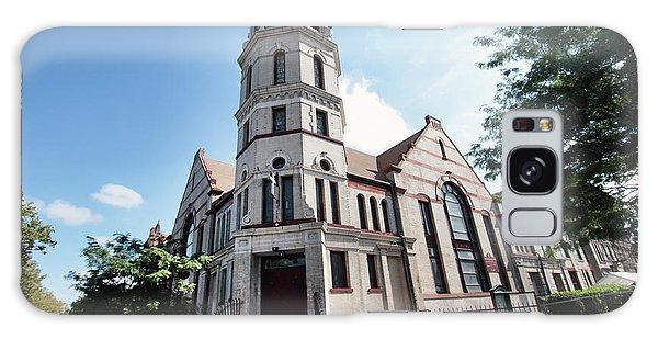 Bushwick Avenue Central Methodist Episcopal Church Galaxy Case