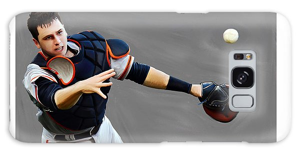 Buster Posey Galaxy Case