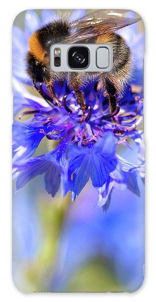 Busy Little Bee Galaxy Case