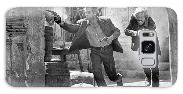 Butch Cassidy And The Sundance Kid - Newman And Redford Galaxy Case