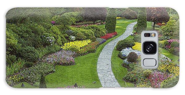 Butchart Gardens Galaxy Case