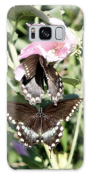 Butterflies Are Free 3 Galaxy Case