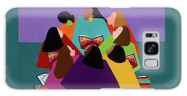 Galaxy Case - Butterflies Dream by Synthia SAINT JAMES