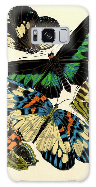 Iridescent Galaxy Case - Butterflies, Plate-10 by Painter of the 19th century