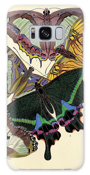 Iridescent Galaxy Case - Butterflies, Plate-8  by Painter of the 19th century