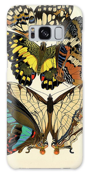 Iridescent Galaxy Case - Butterflies, Plate-9  by Painter of the 19th century