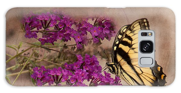 Butterfly , Eastern Tiger Swallowtail Galaxy Case