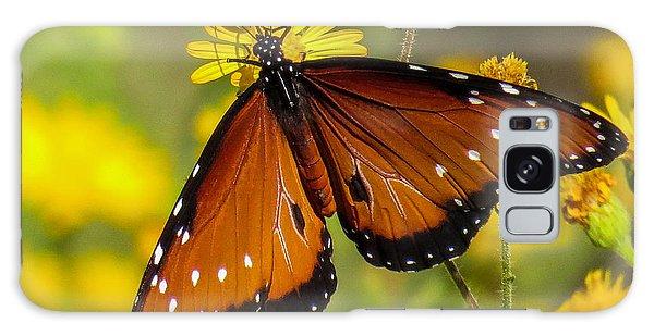 Butterfly 1 Galaxy Case