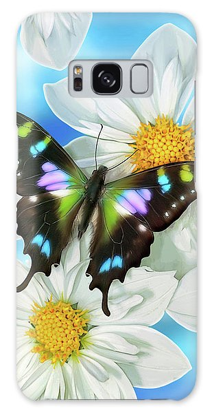 Song Bird Galaxy Case - Butterfly 2 by JQ Licensing
