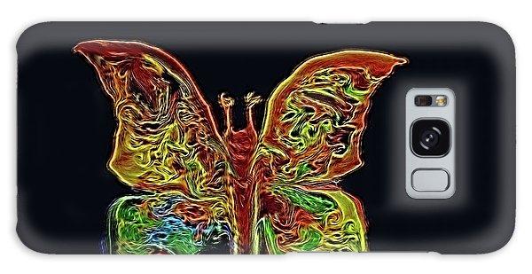 Butterfly 2 Galaxy Case
