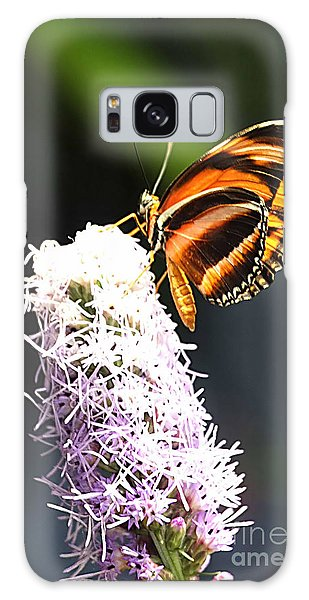 Butterfly 2 Galaxy Case by Tom Prendergast