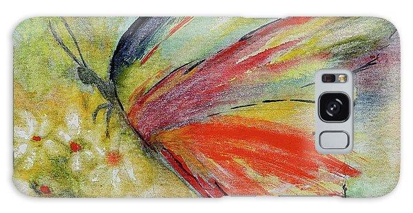 Butterfly 3 Galaxy Case