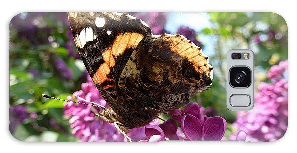 Butterfly 7 Galaxy Case