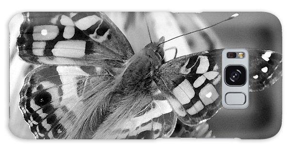 Butterfly American Lady Galaxy Case