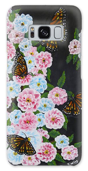 Butterfly Beauty Galaxy Case