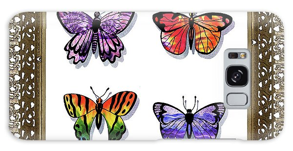 Collectibles Galaxy Case - Butterfly Collection Iv Framed by Irina Sztukowski