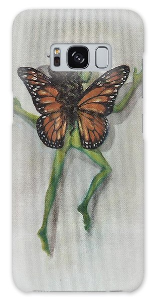 Butterfly Fairy Galaxy Case