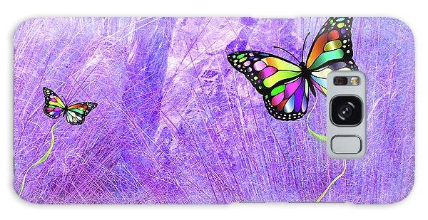 Butterfly Fantasy Galaxy Case