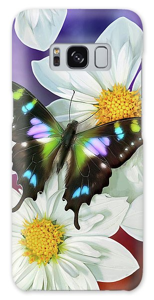 Song Bird Galaxy Case - Butterfly Flowers by JQ Licensing