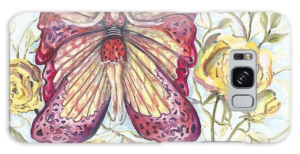 Butterfly Grace Fairy Galaxy Case