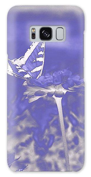 Butterfly In The Mist Galaxy Case