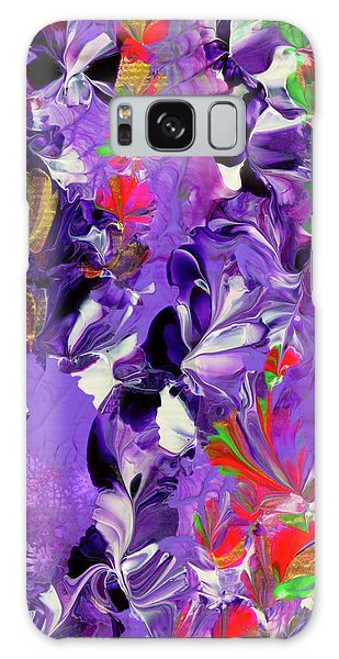 Butterfly Island Treasures Galaxy Case