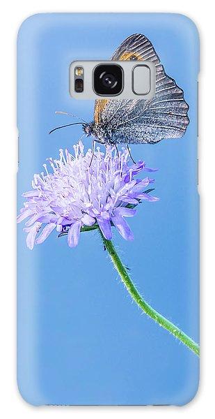 Butterfly Galaxy Case by Jaroslaw Grudzinski