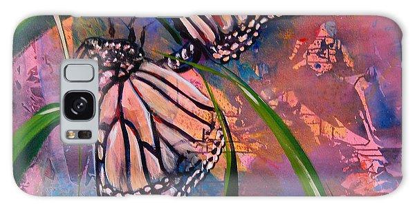 Butterfly Love Galaxy Case