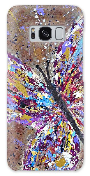 Butterfly Magic Galaxy Case