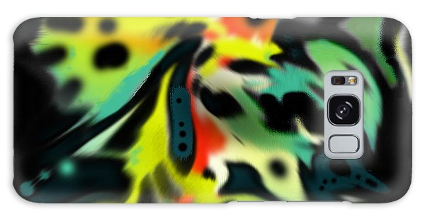Butterfly Menagerie Galaxy Case