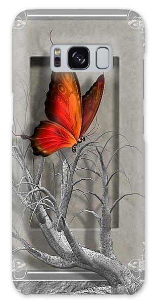 Butterfly Pop Galaxy Case