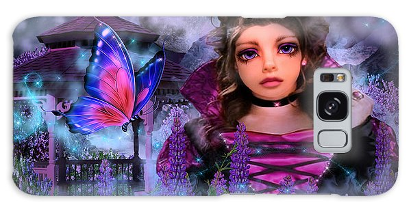Butterfly Queen Galaxy Case