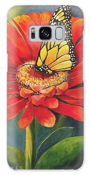 Butterfly Rest Galaxy Case