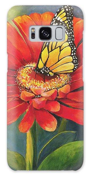 Butterfly Rest Galaxy Case