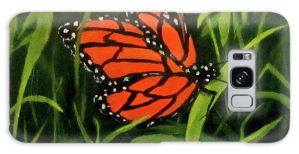 Butterfly Galaxy Case by Roseann Gilmore