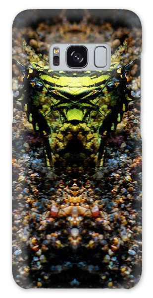 Butterfly Tiger Galaxy Case