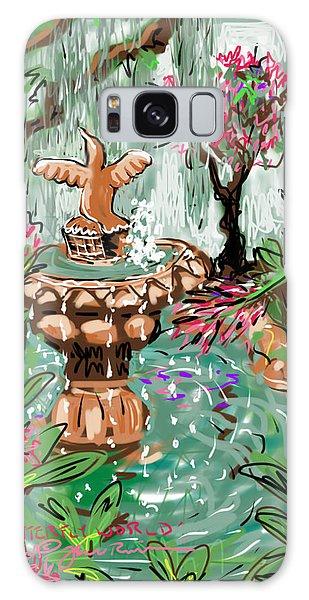 Butterfly World Galaxy Case by Jean Pacheco Ravinski