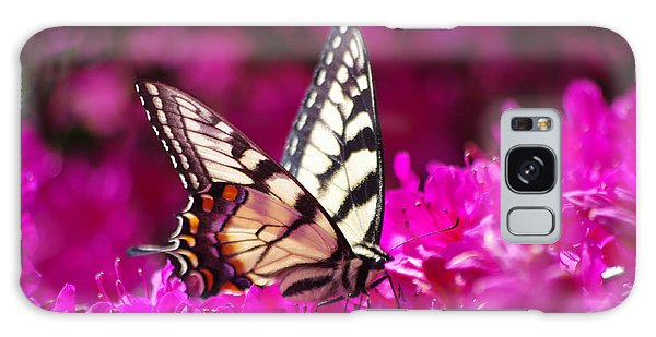 Butterfly1 Galaxy Case