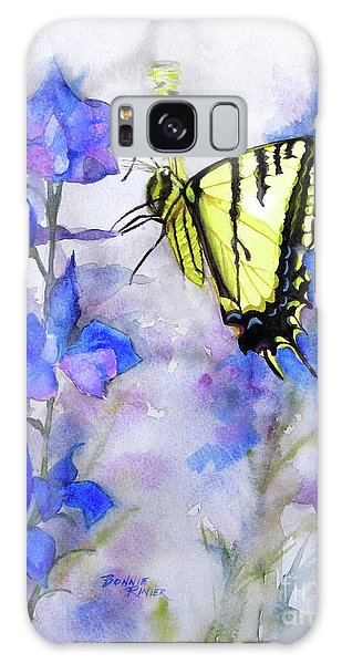 Butteryfly Delight Galaxy Case