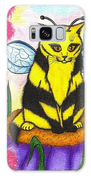Buzz Bumble Bee Fairy Cat Galaxy Case