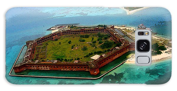 Buzzing The Dry Tortugas Galaxy Case