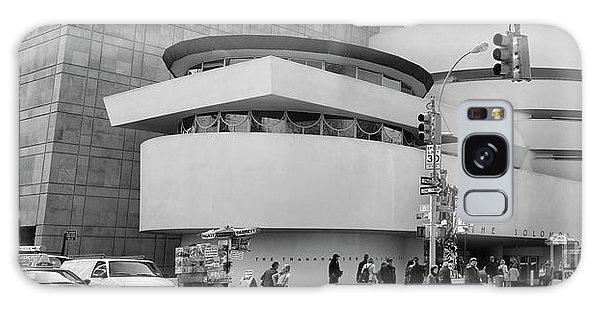 Bw Guggenheim Museum Nyc  Galaxy Case