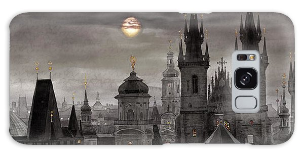 Bw Prague City Of Hundres Spiers Galaxy Case