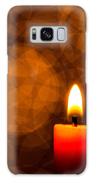 By Candle Light Galaxy Case