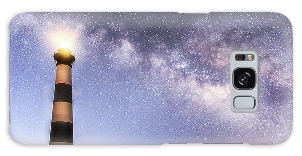 By Dawn's Early Light Galaxy Case