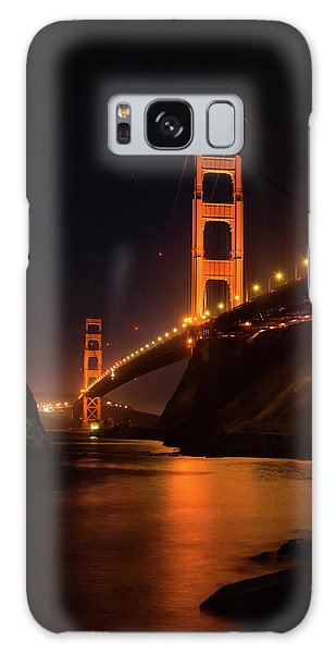 By The Golden Gate Galaxy Case