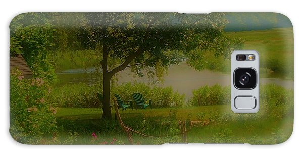By The Little River Galaxy Case