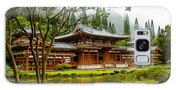 Byodo-in Temple Galaxy Case