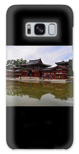 Byodoin Temple Galaxy Case